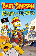 Bart Simpson Master of Disaster